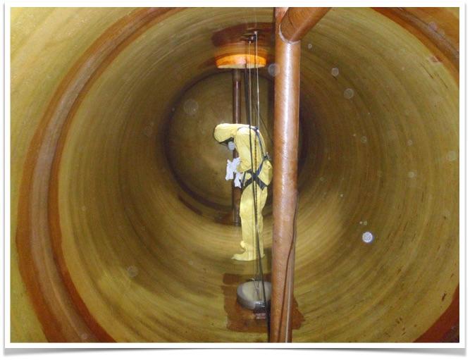 Vetrificazione Cisterne